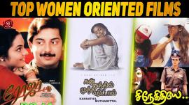 Top Women-oriented Films Of Kollywood