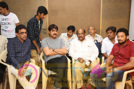 Durmagudu Teaser Launch Stills