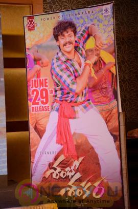 Shambho Shankara Telugu Movie Pre Release Event Images
