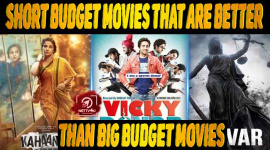 10 Short Budget Movies That Are Better Than Big BudgetMovies