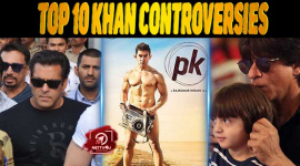 Top 10 Khan Controversies
