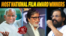 Top 10 Most National Film Award Winning Movies And Celebrities