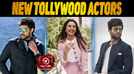Top 10 New Tollywood Actors