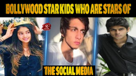 Bollywood Star Kids Who Are Stars Of The Social Media