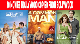 10 Movies Hollywood Copied From Bollywood