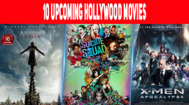 10 Upcoming Hollywood Movies