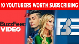 10 YouTubers Worth Subscribing