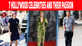 7 Hollywood celebrities and their passion