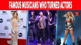 Famous Musicians Who Turned Actors