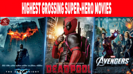Highest Grossing Super-Hero Movies