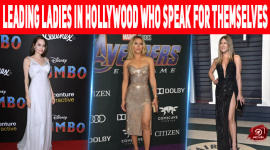 Leading Ladies In Hollywood Who Speak Out For Themselves