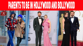 Parents to be in Hollywood and Bollywood