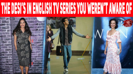The Desi's In English TV Series You Weren't Aware Of