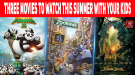 Three Movies To Watch This Summer With Your Kids