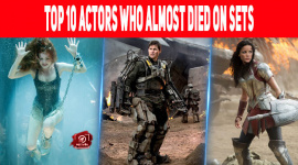 Top 10 Actors Who Almost Died On Sets