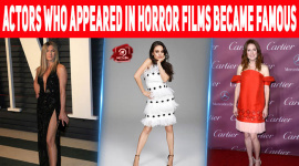 Top 10 Actors Who Appeared In Horror Films Before Becoming Famous