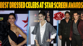 Top 10 Best Dressed Celebs At Star Screen Awards