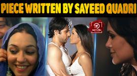 Top 10 Best Lyrical Piece Written By Sayeed Quadri