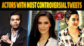 Top 10 Bollywood Actors With Most Controversial Tweets