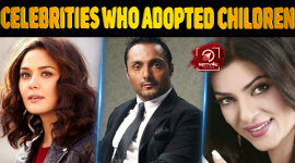 Top 10 Bollywood Celebrities Who Adopted Children