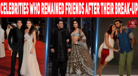 Top 10 Celebrities Who Have Remained Friends After Their Break-up