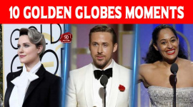 Top 10 Golden Globes Moments Of 2017