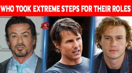 Top 10 Hollywood Actors Who Took Extreme Steps For Their Roles