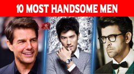 Top 10 Most Handsome Men 2016-2017
