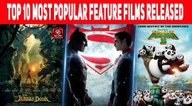 Top 10 Most Popular Feature Films Released Of 2016 (so Far)
