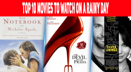 Top 10 Movies To Watch On A Rainy Day