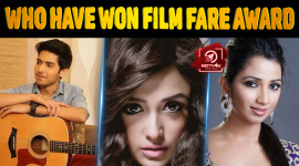 Top 10 Singers Who Have Won Film Fare Award