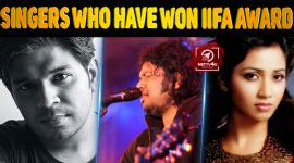 Top 10 Singers Who Have Won IIFA Awards