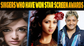 Top 10 Singers Who Have Won Maximum Number Of Star Screen Awards