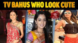 Top 10 TV Bahus Who Look Cute & Young In Real Life.