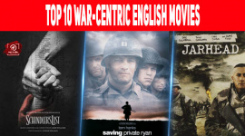 Top 10 War-centric English Movies