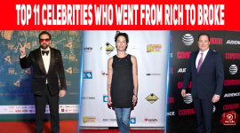 Top 11 Celebrities Who Went From Rich To Broke