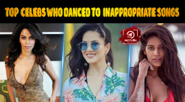 Top Ten Bollywood Celebs Who Danced To Inappropriate Songs