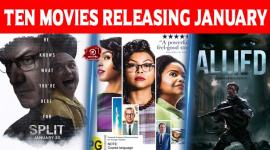 Top Ten Movies Releasing January 2017