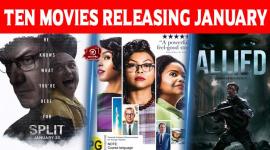 Top Ten Movies Releasing January 2017