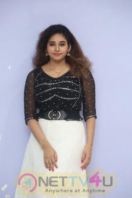 Actress Jayathi At Lachhi Movie Song Launch Pics Telugu Gallery