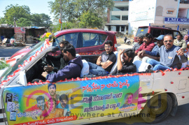 Nanna Nenu Naa Boyfriends Success Tour Nalgonda To Guntur Stills Telugu Gallery