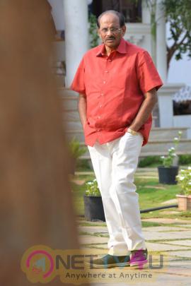 Srivalli Telugu Movie Working Stills