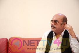 Producer A L Alagappan Exclusive Interview Stills