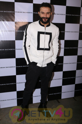 Actor Harshvardhan Rane At Men's Wear Preview Of Designer Pavan Sachdeva Photos Hindi Gallery