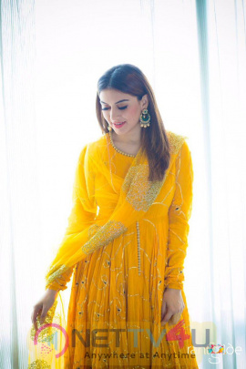 Actress Hansika Motwani Photo Shoot Images