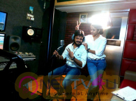 Karichan Kuruvi Tamil Movie Song Making Photos Tamil Gallery
