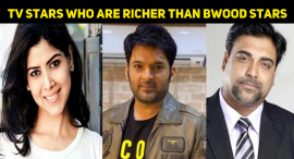 Ten TV Stars Who Are Richer Than Bwood Stars