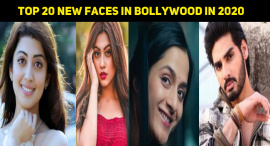 Top 20 New Faces In Bollywood In 2020