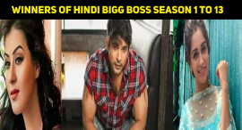 Winners Of Hindi Bigg Boss Season 1 To 13