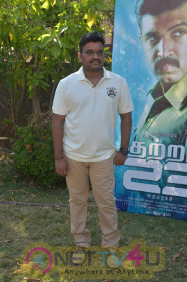 Charming Photos Of Kuttram 23 Movie Press Meet Tamil Gallery